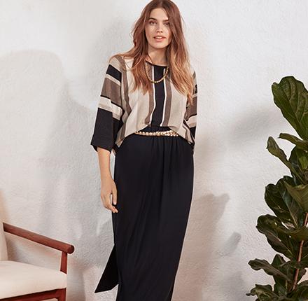 Vestidos mujer moda italiana