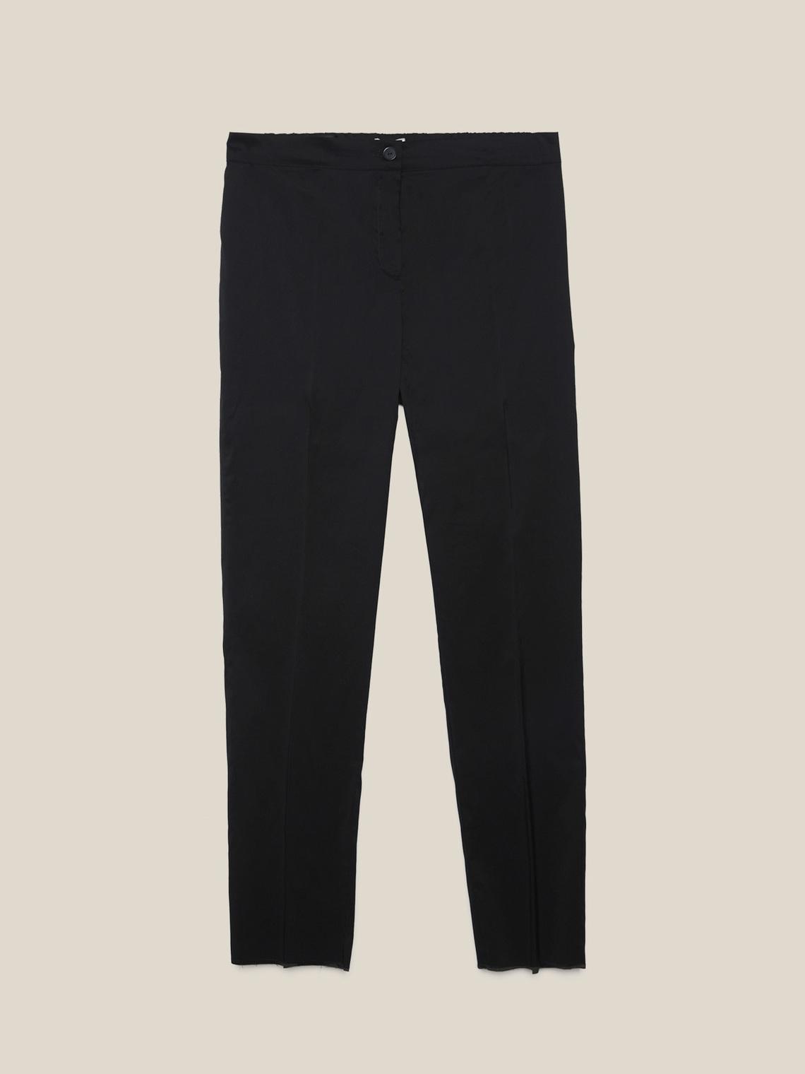00b2b136ac Pantaloni in cotone stretch - Elena Mirò - ES