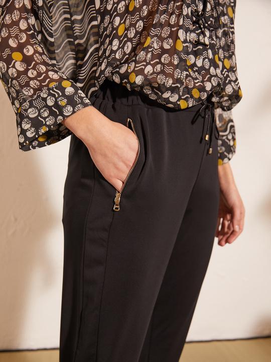 a91569d14e Pantaloni Eleganti da Donna Taglie Comode - ElenaMiro.com