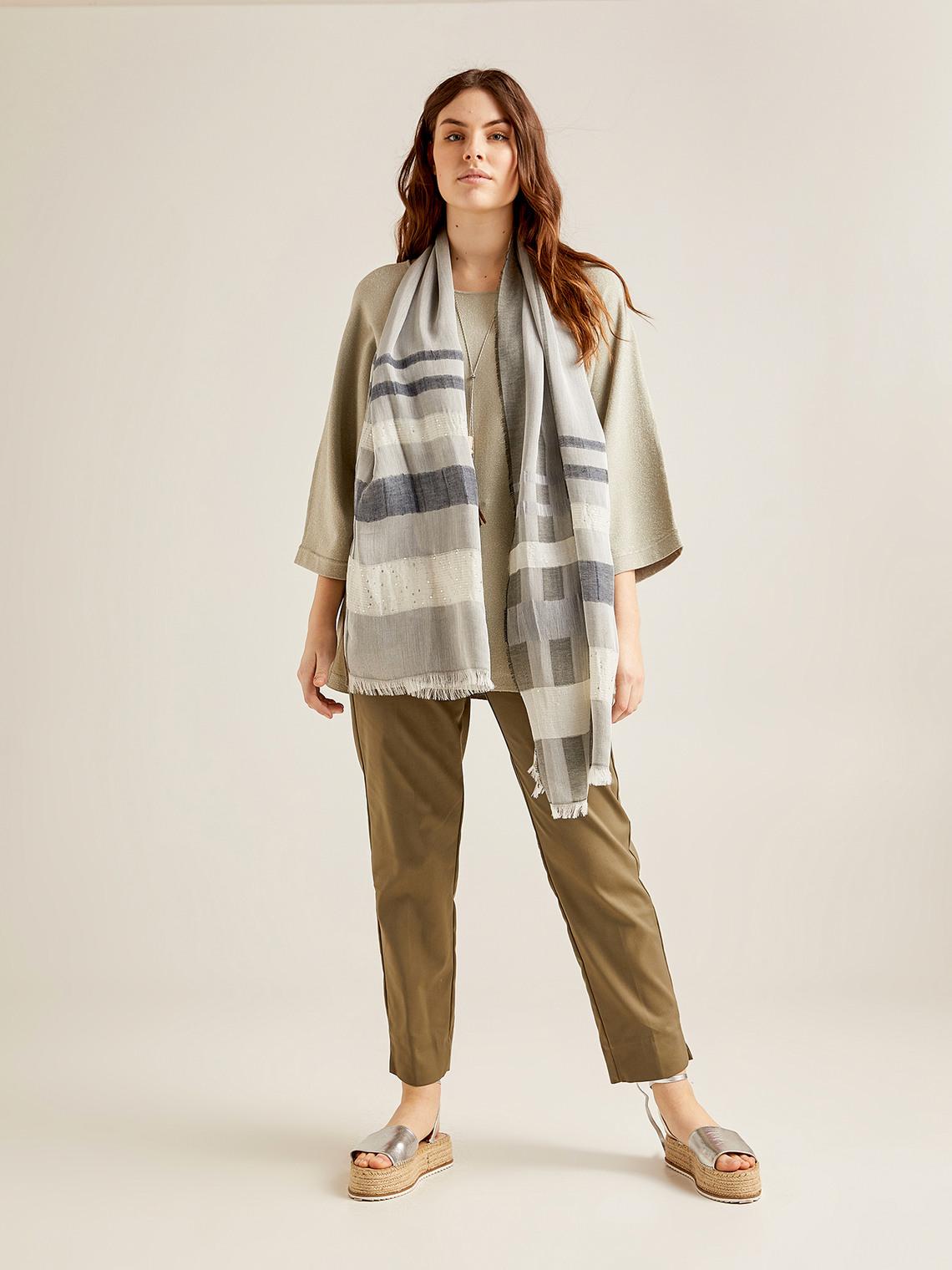 nuovo stile 9e252 b0bfa Pantaloni in raso pregiato - Elena Mirò - FR