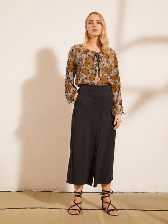 Da Online Moda Curvy Pantaloni Cropped Donna Oxwq156f