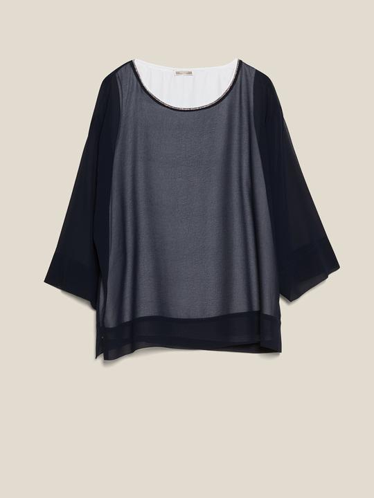abf7733b4344 Camicie e Bluse da Donna Moda Curvy - ElenaMiro.com
