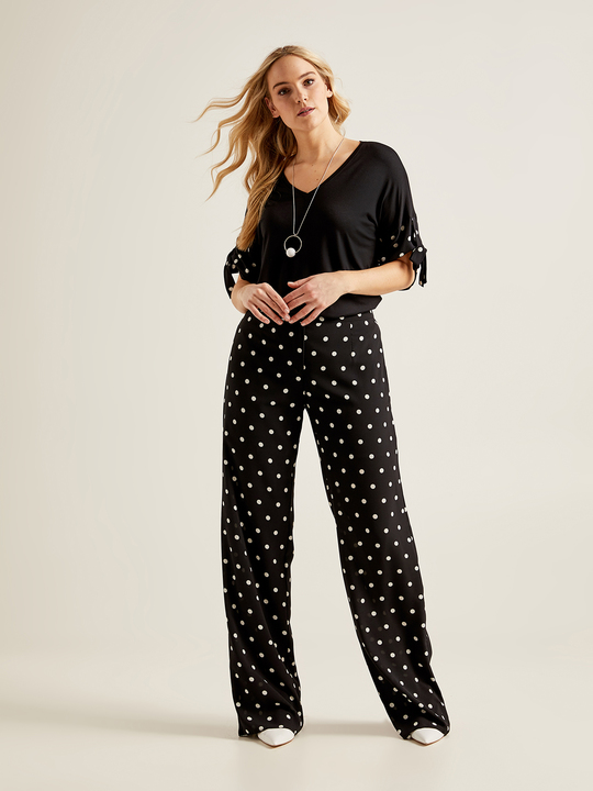 Pantaloni Eleganti da Donna Taglie Comode - ElenaMiro.com 0526215e271