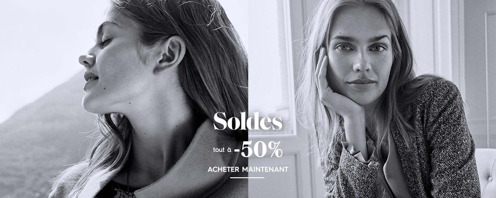Elena Mirò Soldes: tout à -50%