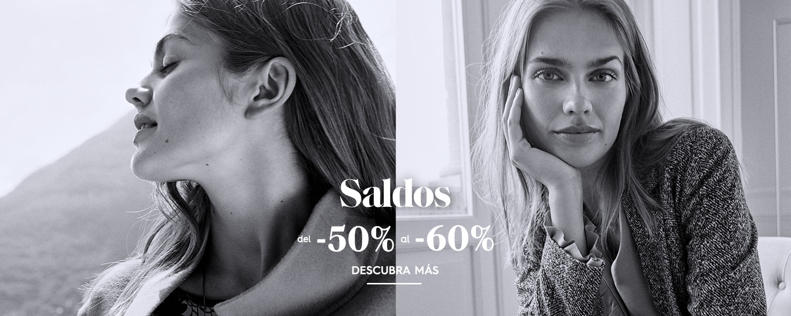 Saldos Elena Mirò: del -50% al -60%