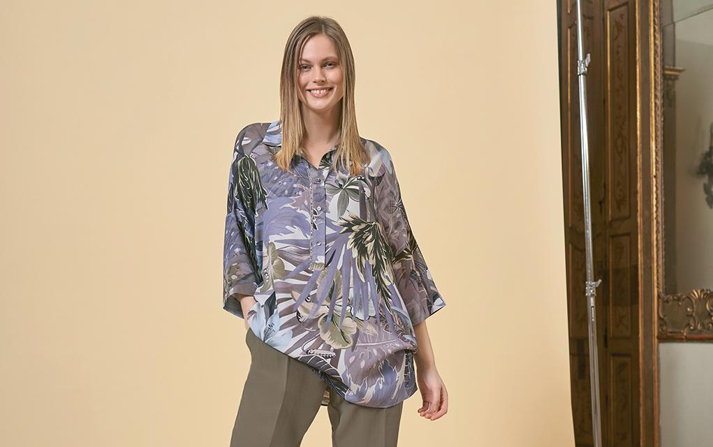 Shirts and blouses - Elena Mirò